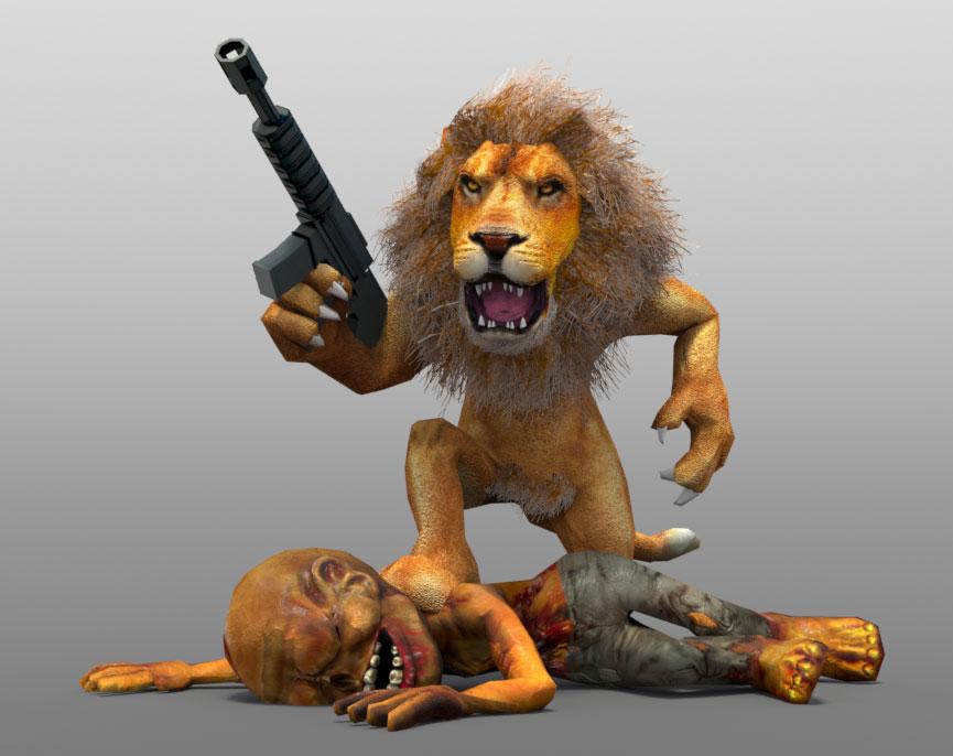 lionCecil
